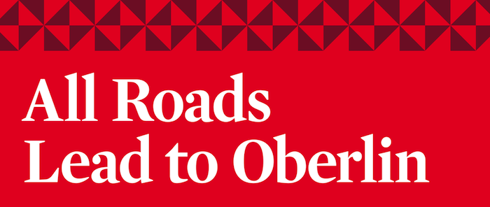 All Roads Lead to Oberlin logo
