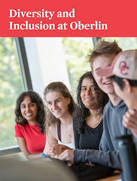 Diversity at Oberlin in Issuu.com