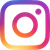 Instagram icon with pink camera lense