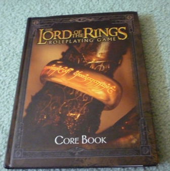 Lord of the Rings Role Playing Game: Core Book