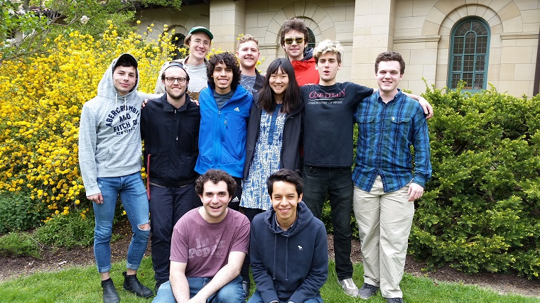 The Oberlin Percussion Group