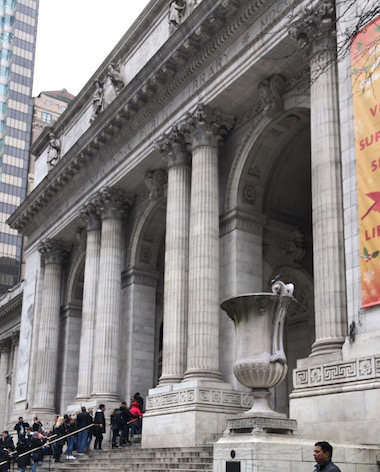 New York Public Libary