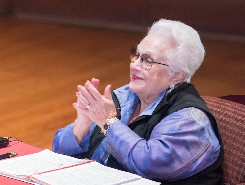 Marilyn Horne photo