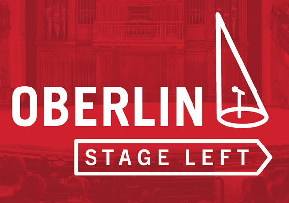 Oberlin Stage Left logo