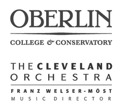 Oberlin College and The Cleveland Orchestra logos