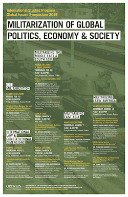 Global Issues Symposium 2019 Poster