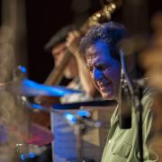 Professor of Advanced Improvisation and Percussion Jamey Haddad