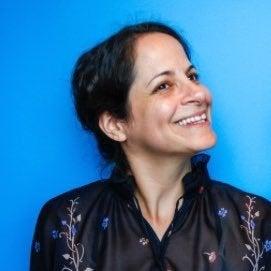 Portrait of Alix Spiegel