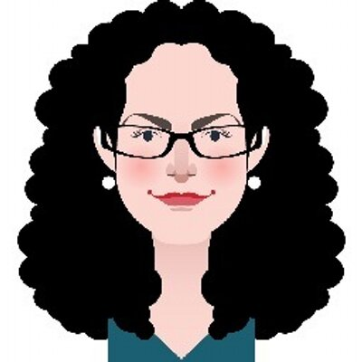 Artistic portrait of Emily Nussbaum