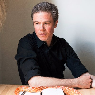 Portrait of Josh Ritter