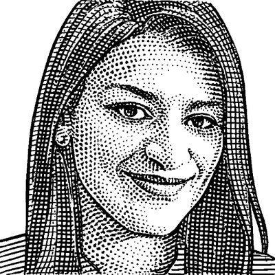 Artistic portrait of Rani Molla