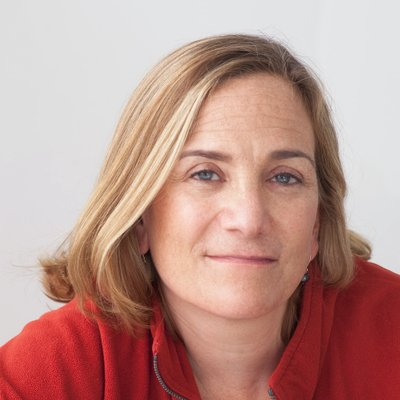 Portrait of Tracy Chevalier
