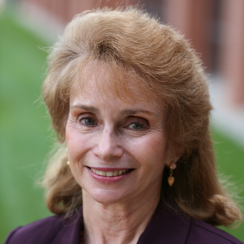 Photo of Amy Rothstein '68; Photo Credit: John Seyfried