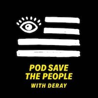 Pod Saves the People Logo