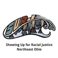 Showing Up for Racial Justice Northeast Ohio Logo