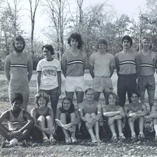 1970s era running team