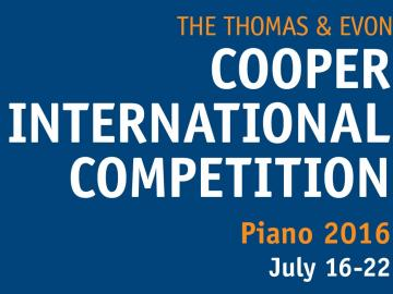 Cooper International Competition poster