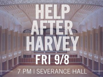 image of severance hall stage