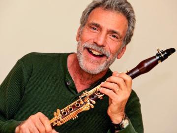 clarinetist Eddie Daniels