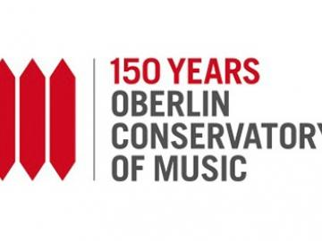 Conservatory's 150th year graphic
