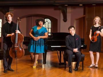 2016-17 Concerto Competition Winners