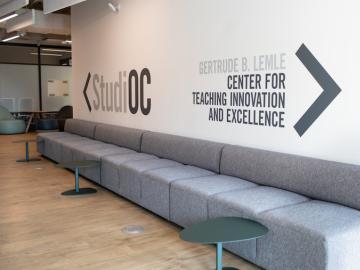 StudiOC Interior