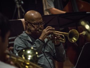 Trumpeter Eddie Henderson