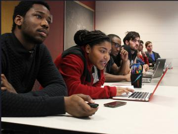 Image of Oberlin Student Finance and Investment Club