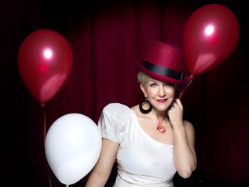 operatic mezzo-soprano Joyce DiDonato
