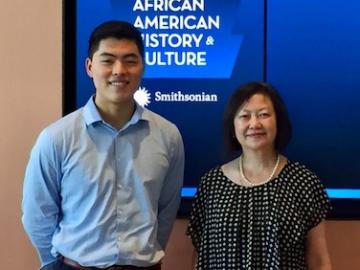 Image of Kenneth Kitahata and Amy Chen