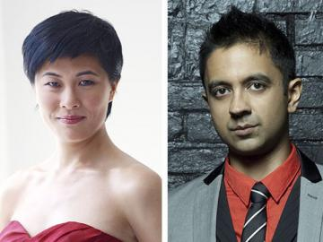 Jennifer Koh and Vijay Iyer
