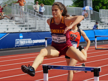 Lilah Drafts-Johnson wins 400m Hurdles Title at 2018 NCAA Championships