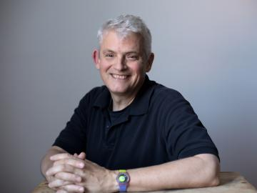 Portrait of Leonard Smith