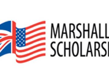 Marshall Scholarship graphic