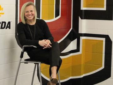 Natalie Winkelfoos Named D3 Athletics Director of the Year