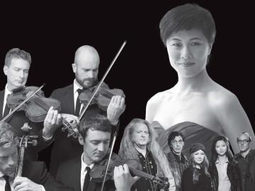 Artist recital series poster