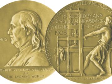 The 2016 Pulitzer Prize