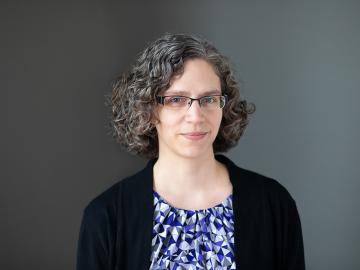 Portrait of Rebecca Belford