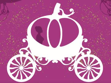illustration of an elegant carriage