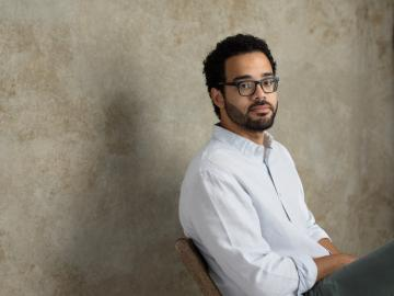 Sergio Gutiérrez Negrón portrait