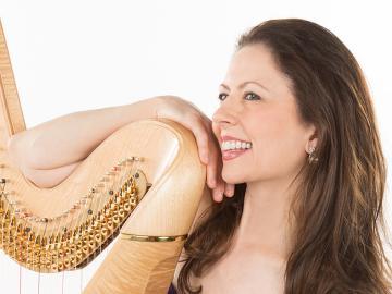 harp professor Yolanda Kondonassis