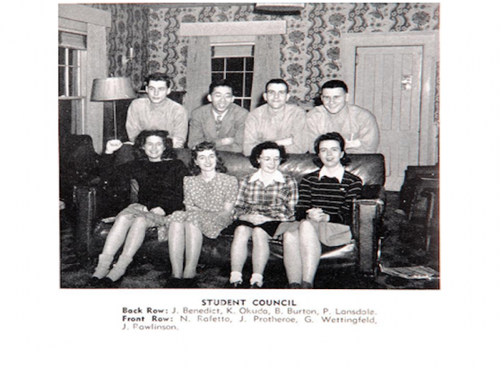 Oberlin College Student Council, 1943
