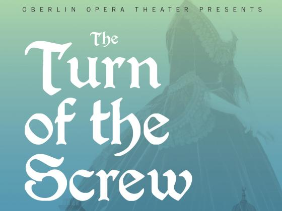 graphic design of Turn of the Screw