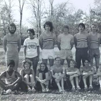1970s era running team