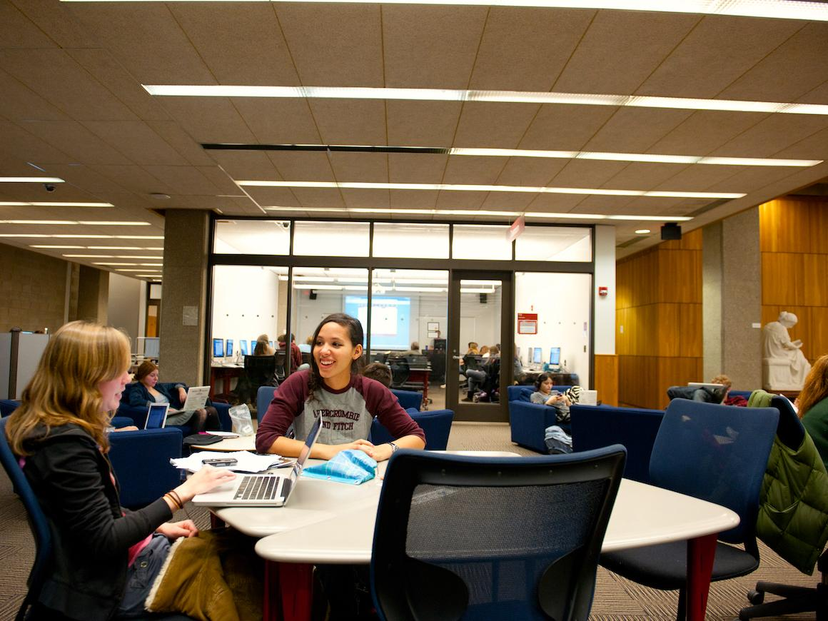 Photo of Academic Commons