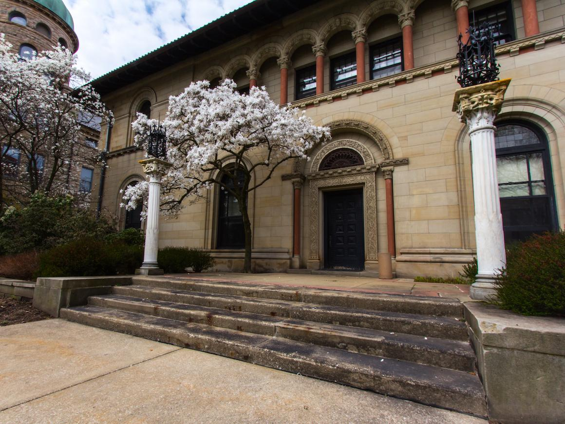 Photo of Cox Administration Building