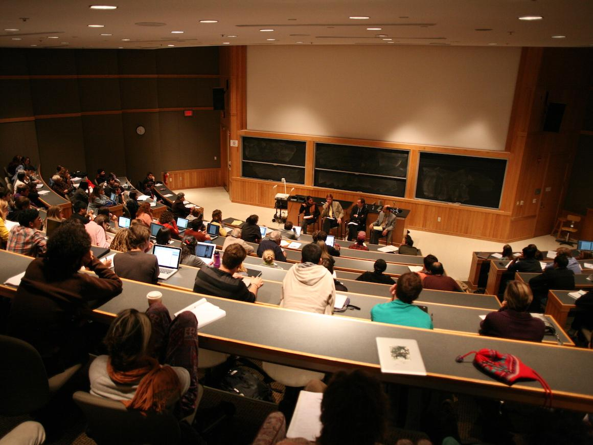 Photo of Norman C. Craig Lecture Hall