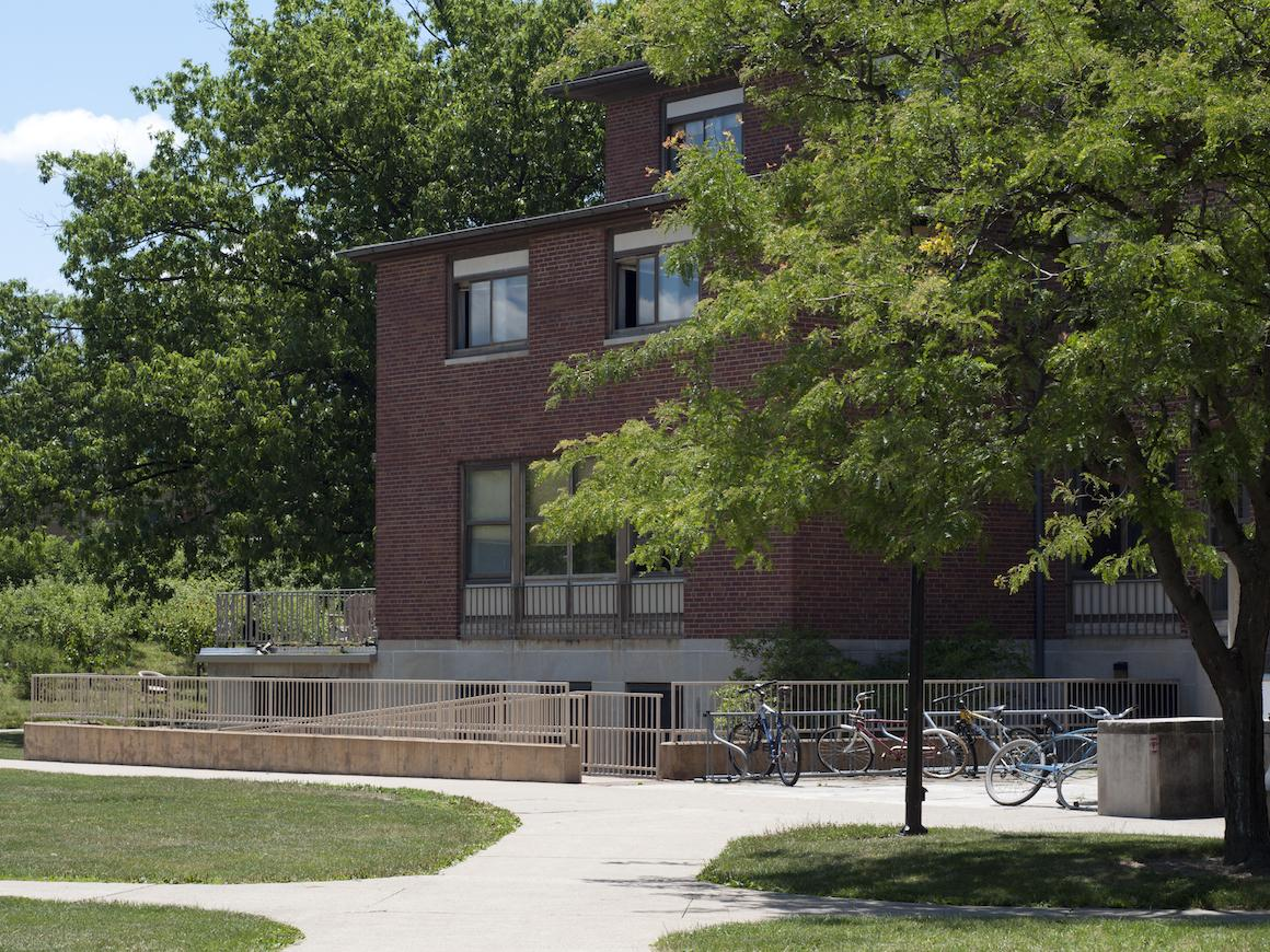Photo of Harkness Hall