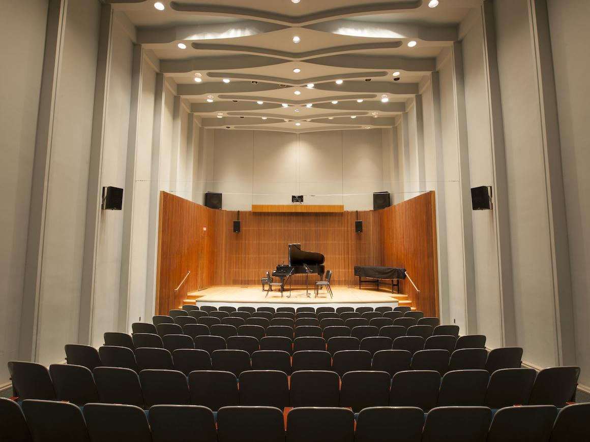 Kulas Recital Hall