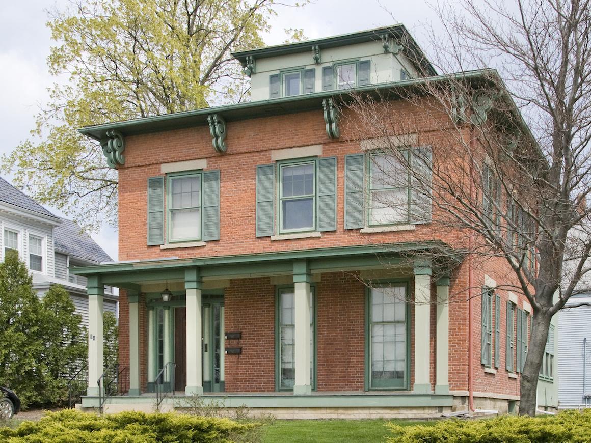 Photo of Charles Martin Hall House